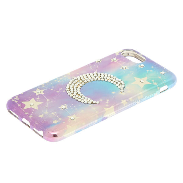 Claire's - stone moon constellation phone case - 2
