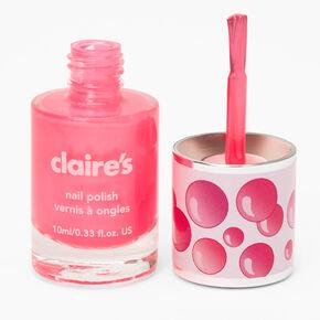 Scented Nail Polish - Pink Bubblegum,