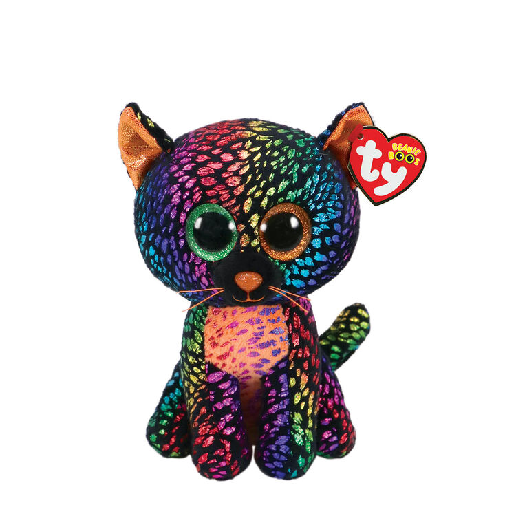 14a88cb7a9a Ty Beanie Boo Small Spellbound the Cat Soft Toy