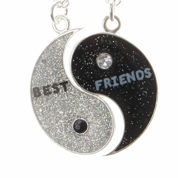 Ying & Yang Best Friend Necklaces,