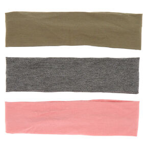 Rose Garden Headwraps - 3 Pack,