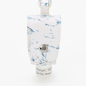Marble Holder with Anti-Bacterial Hand Sanitizer,