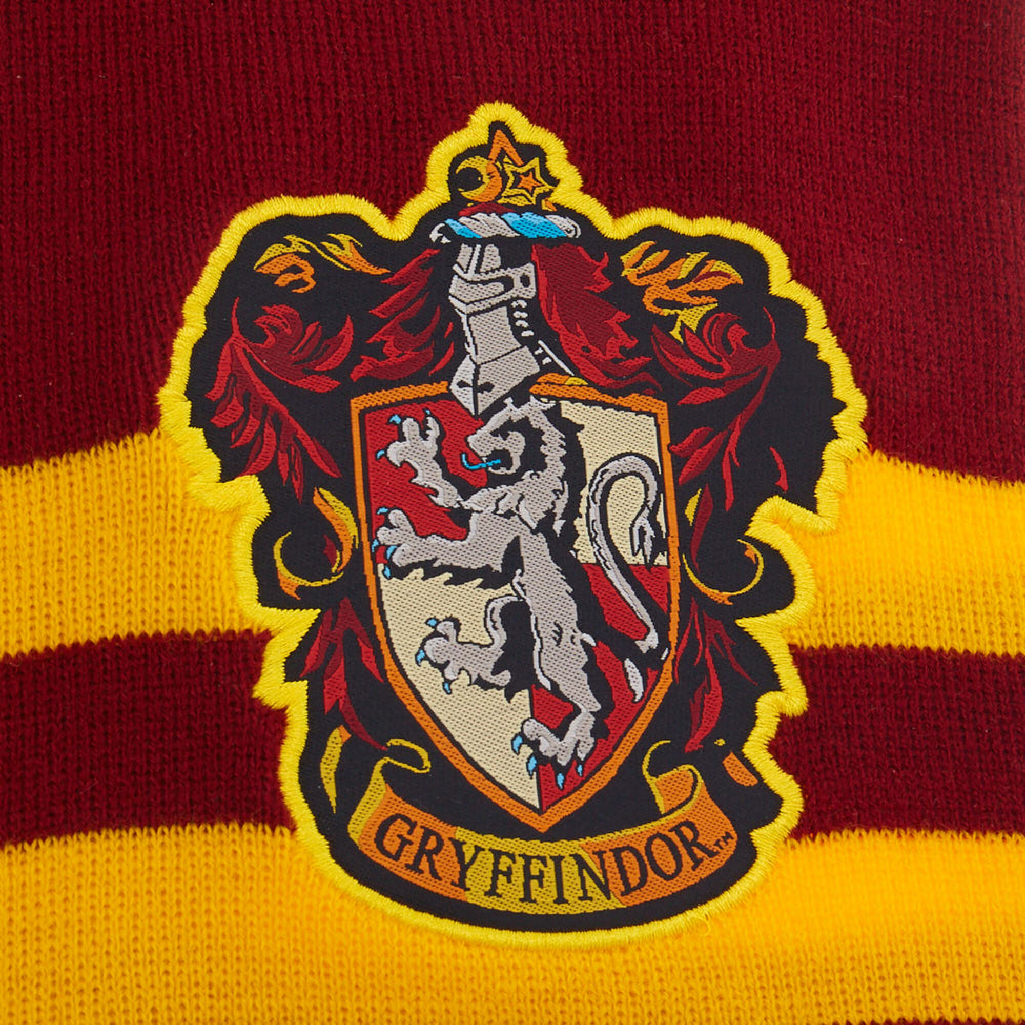Harry Potter Gryffindor Scarf Red Claire S
