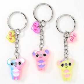 Cuddly Koalas Best Friends Keychains - 3 Pack,
