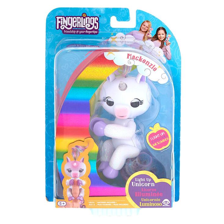 Wowwee Fingerlings Interactive Baby Unicorn Gigi