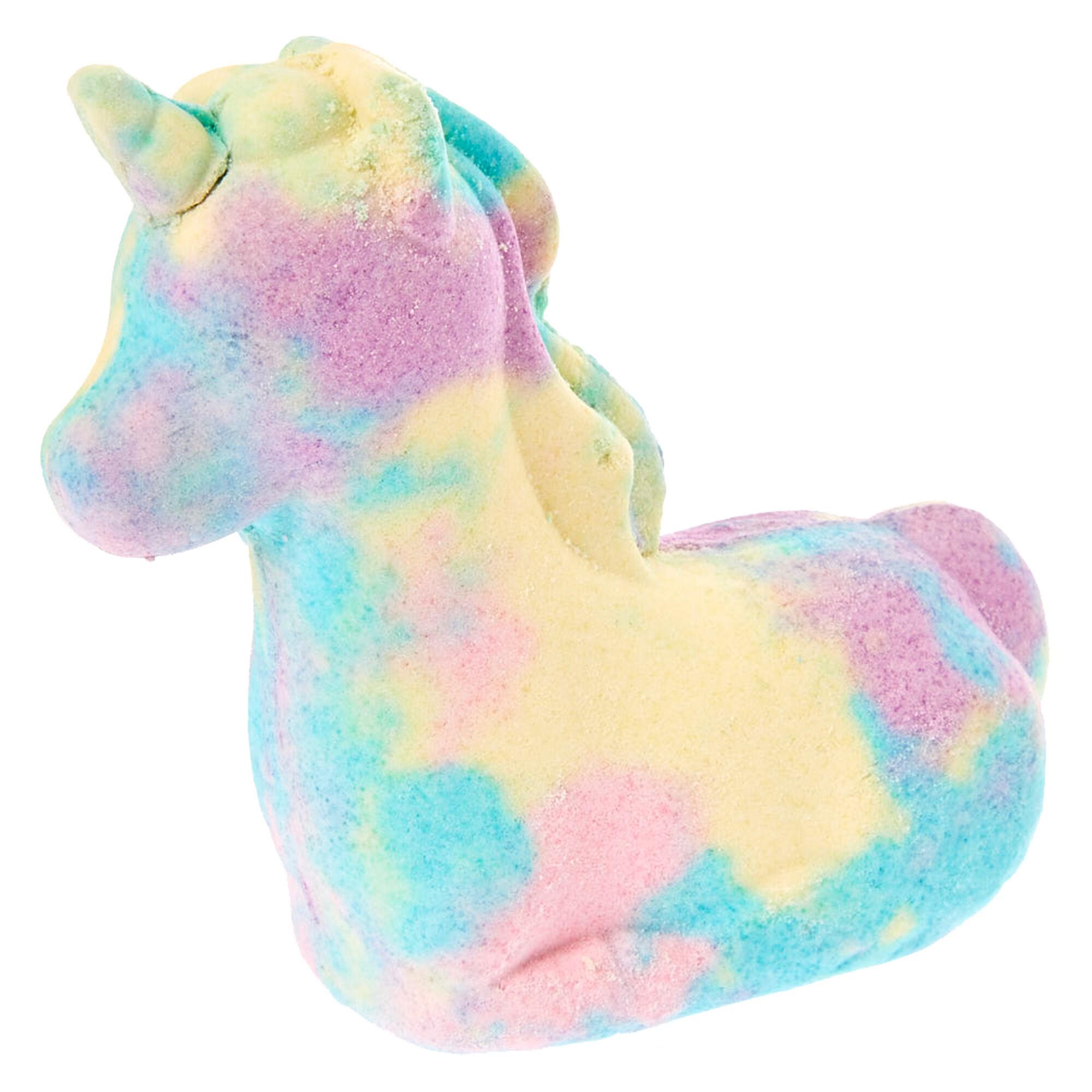 Rainbow Unicorn Bath Bomb | Claire\'s US