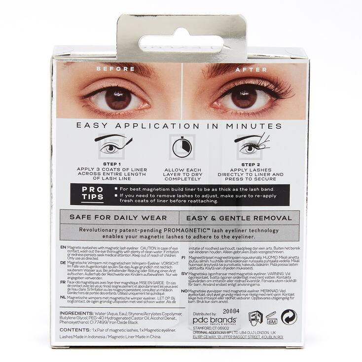 Eylure Pro Magnetic Fluttery Light No. 117 Eyeliner & Lash System,