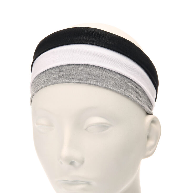 Basic Neutral Headwraps - 3 Pack,