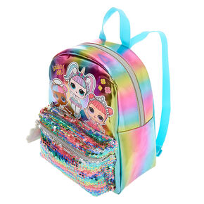 L.O.L. Surprise™ Rainbow Reversible Sequin Small Backpack,