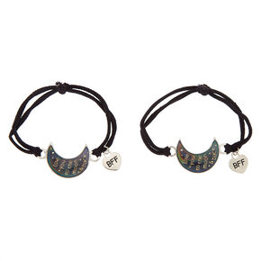 Mood Moon Stretch Friendship Bracelets - 2 Pack,
