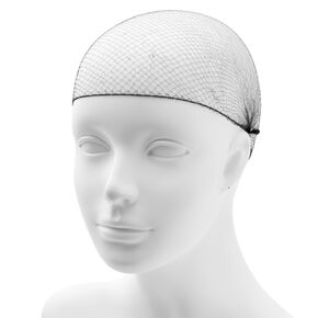 Hair Nets - Black, 5 Pack,