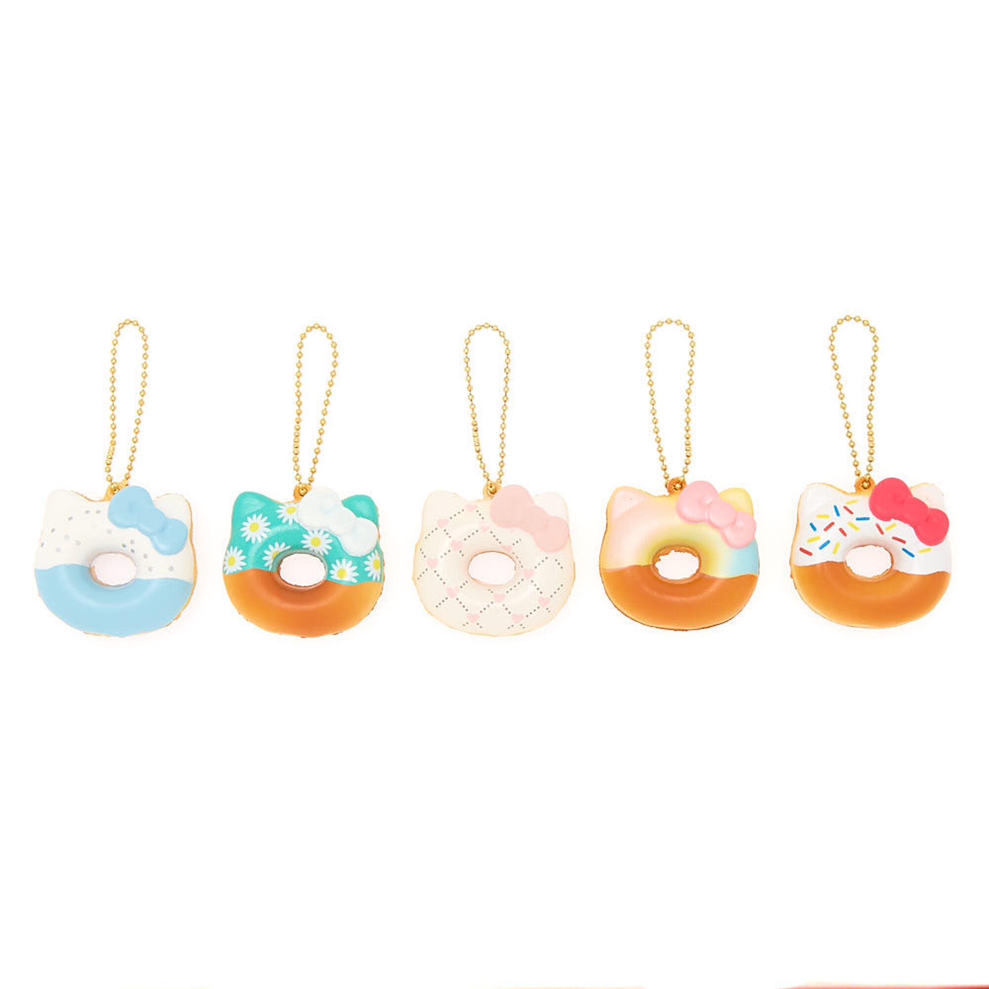 900084404 ... Hello Kitty® Mini Donut Squish Toy Keychain - Styles May ...