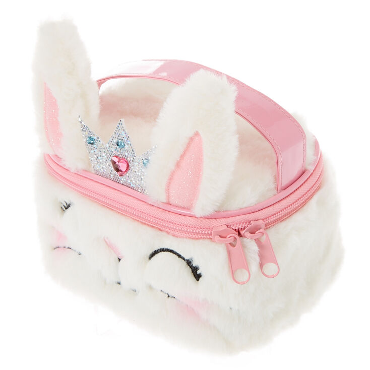 Claire's Club Claire the Bunny Cosmetic Bag,