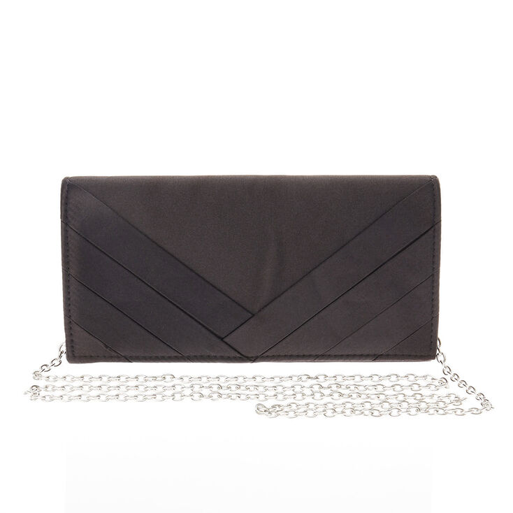 hot-selling discount hot-selling latest choose latest Black Silk Style Occasion Clutch Bag