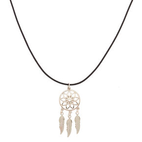 Dreamcatcher Pendant Necklace,