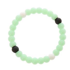 Healing Fortune Stretch Bracelet - Mint,