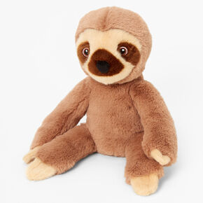 Eco Nation™ Sloth Plush Toy - Brown,