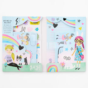 Claire's Club BFF's Writing Set,