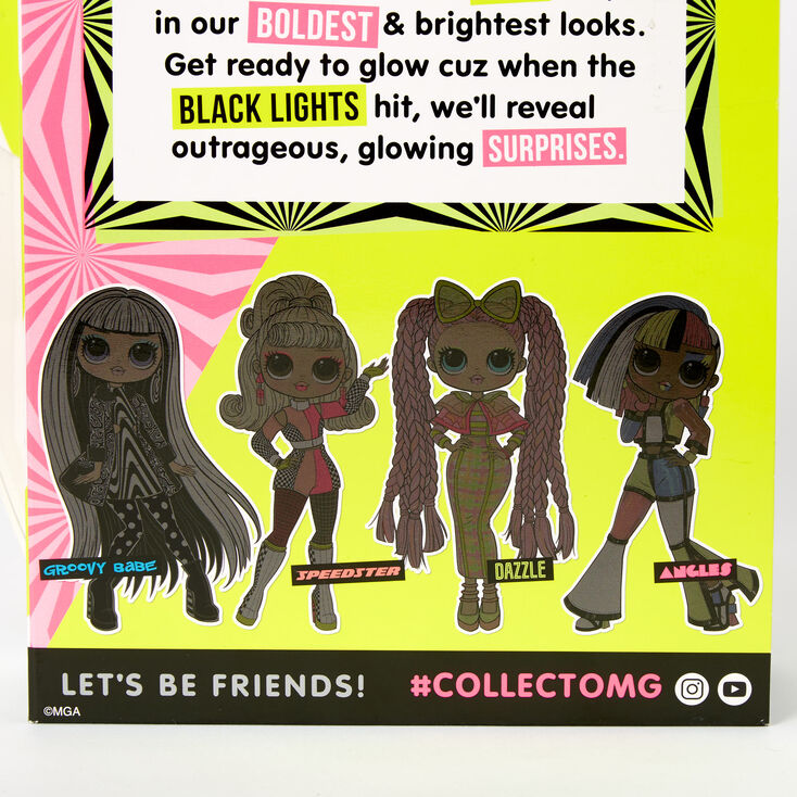 L.O.L. Surprise!™ O.M.G. Lights Doll - Styles May Vary,