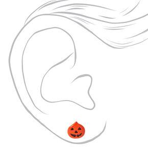 Clous d'oreilles assortis Halloween - Lot de 20,