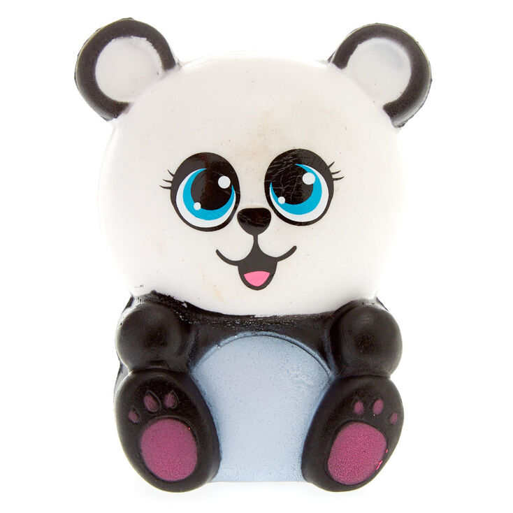 Squishy Toys Origin : Squeezables Panda Squishy Toy Claire s US