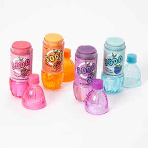 Soda Pop Lip Balm Set - 4 Pack,