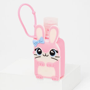 Pink Bunny Hand Lotion - Strawberry,