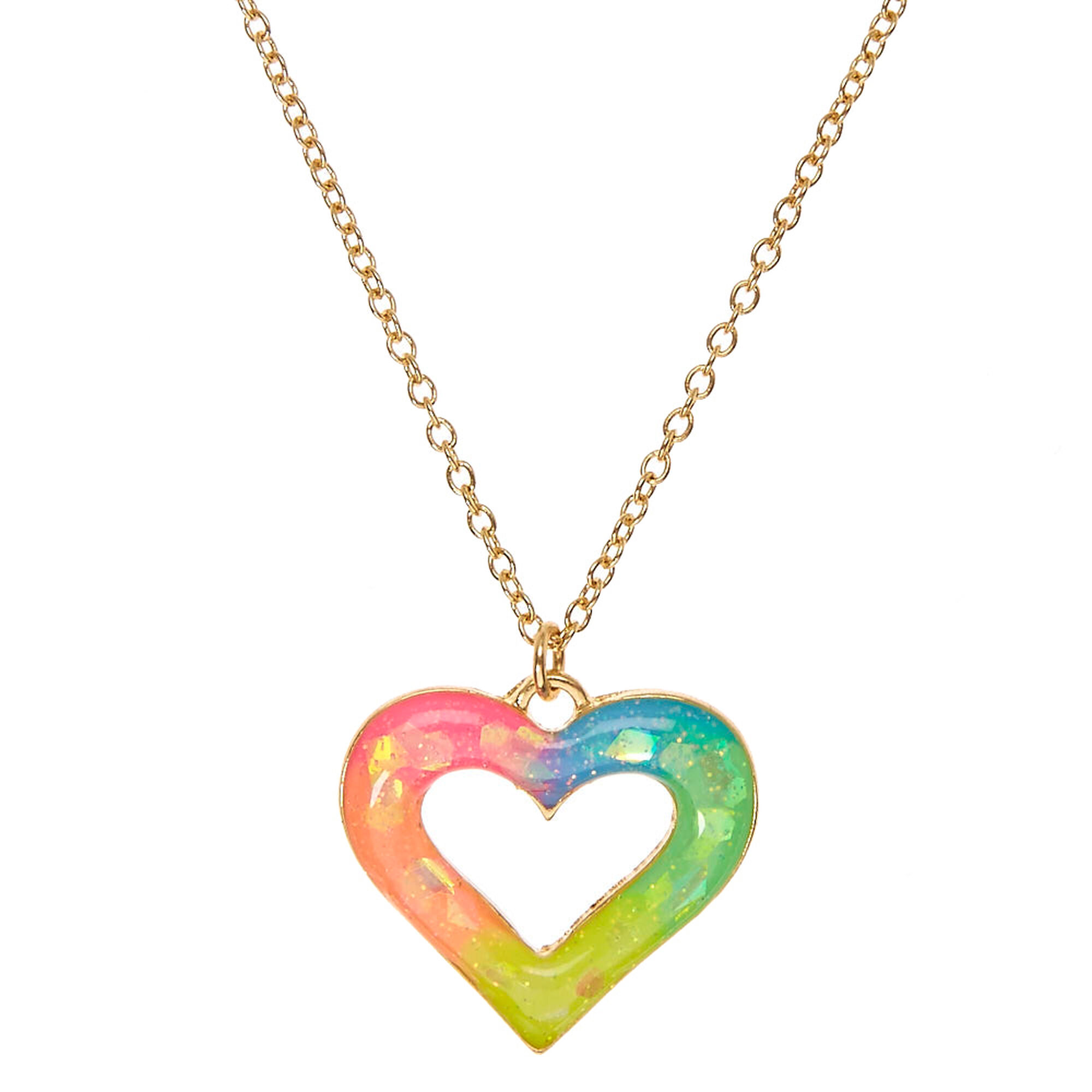 spoken picture jan necklace word heart jewelry pendant product open