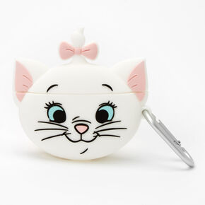 ©Disney The Aristocats Marie Silicone Earbud Case Cover - Compatible With Apple AirPods,