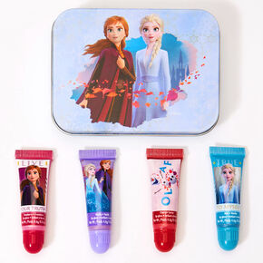 ©Disney Frozen 2 Lip Gloss & Cosmetic Tin - 5 Pack,