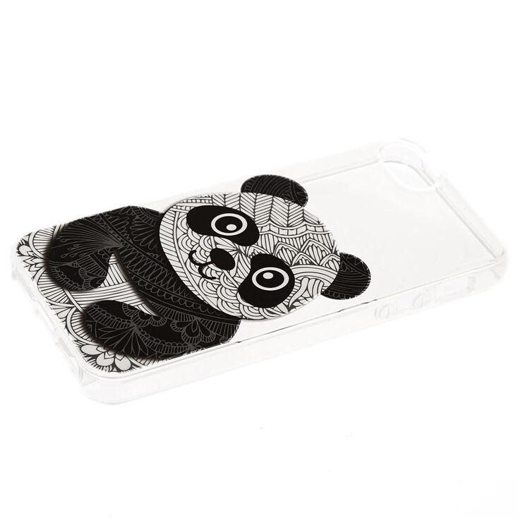 Coque de portable dessin panda,