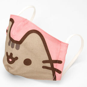 Pusheen™ Cloth Face Masks – 3 Pack, Child medium/large,