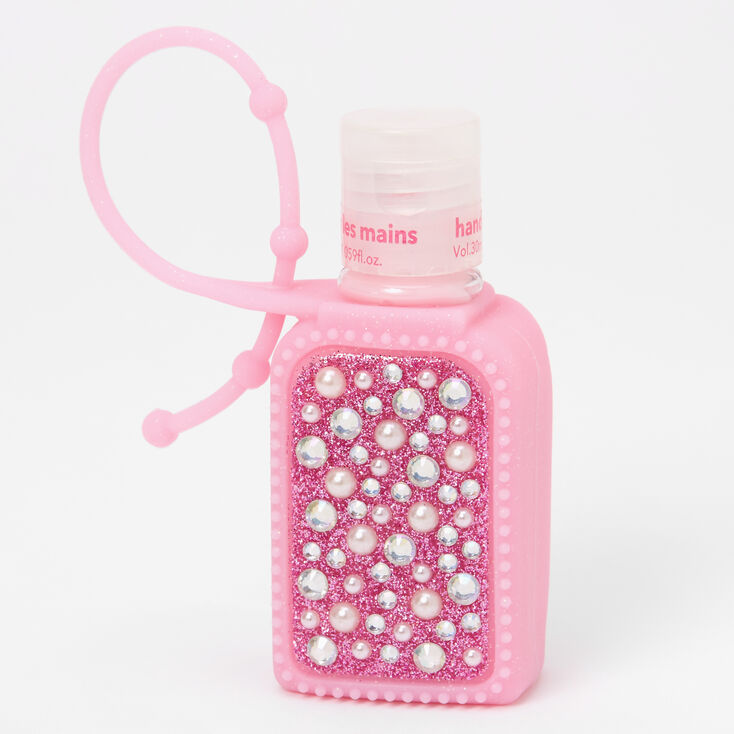 Pink Bling Hand Lotion - Cherry,