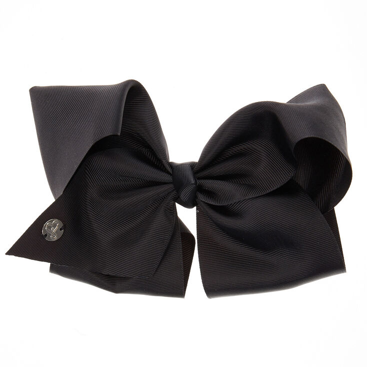 JoJo Siwa™ Large Black Signature Hair Bow,