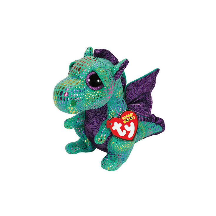 Ty Beanie Boo Plush Cinder the Dragon - 6 quot  ... ed0d0876af0