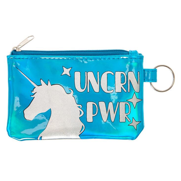 Unicorn Power Coin Purse,