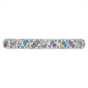 9faca7dd51a Holographic Dessert Slap Bracelet
