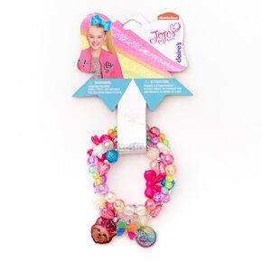 JoJo Siwa™ Beaded Stretch Bracelets - 3 Pack,