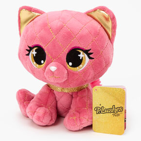 P.Lushes Pets™ Madame Purrnel Plush Toy - Pink,