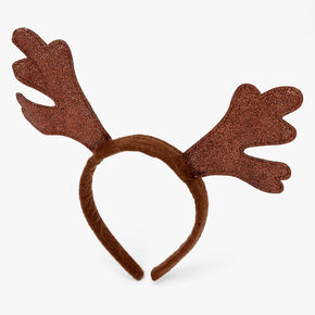 Rudolph the Red Nosed Reindeer Headband & Nose,