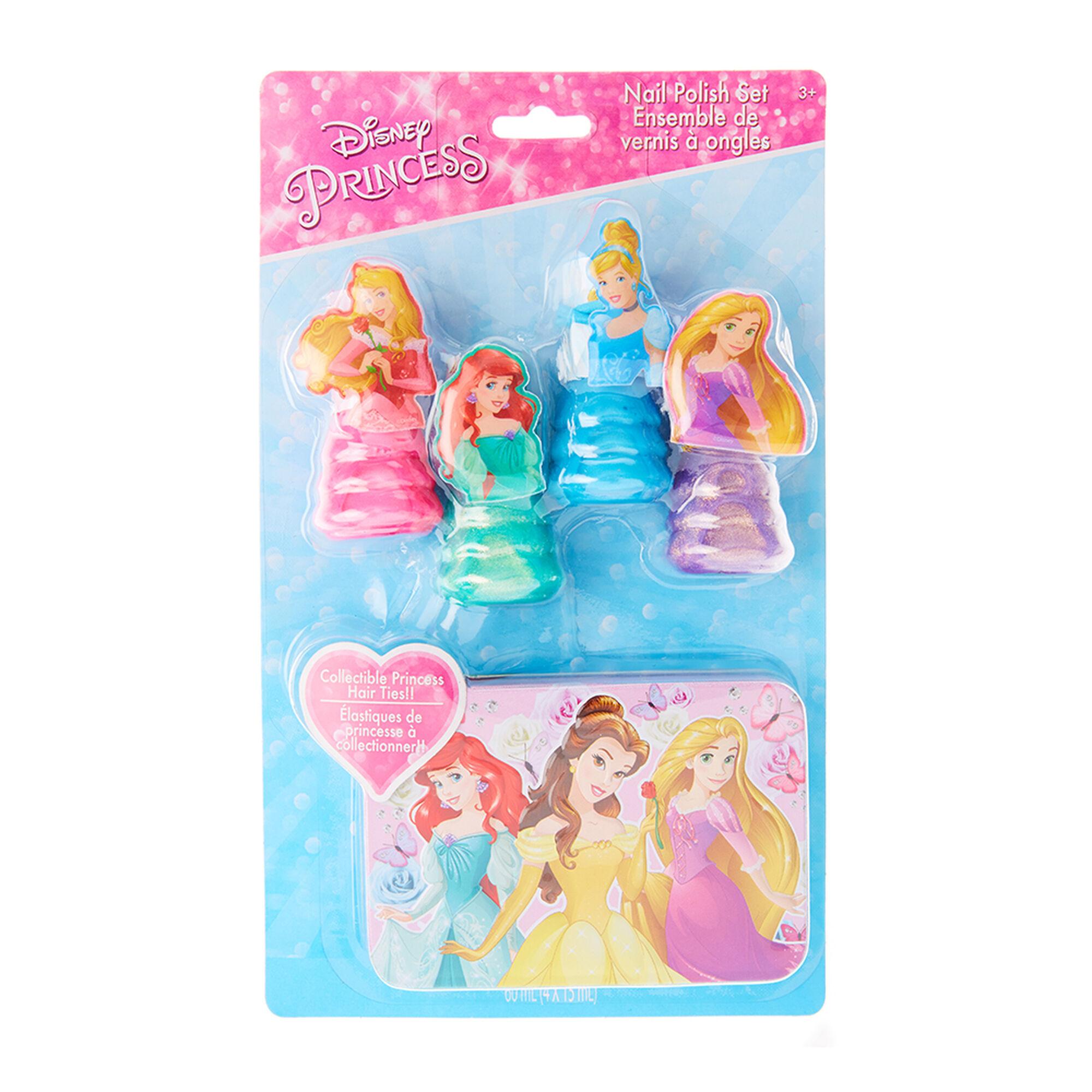 Disney Princess Nail Polish Set   Claire\'s
