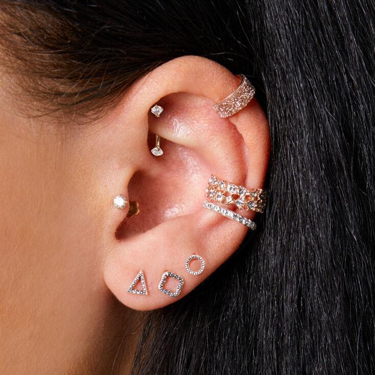 Gems & Geo Ear Party Set,
