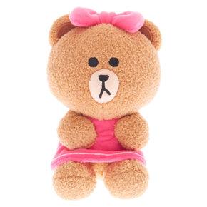 Line Friends© Choco the Bear Plush Toy,