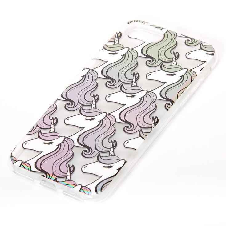 Holographic Unicorn Phone Case - Fits iPhone 6/7/8/SE,