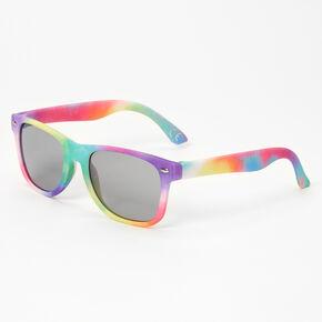 Claire's Club Tie-Dye Retro Sunglasses,