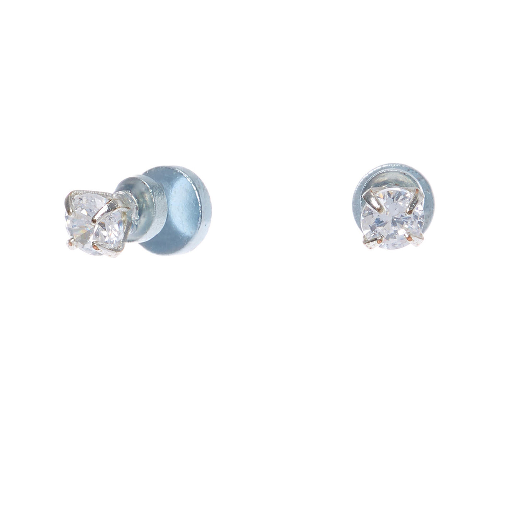 round jewellery shop earrings genevive stud