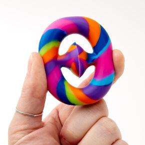 Pop Poppers Snap Fidget Toy - Rainbow,