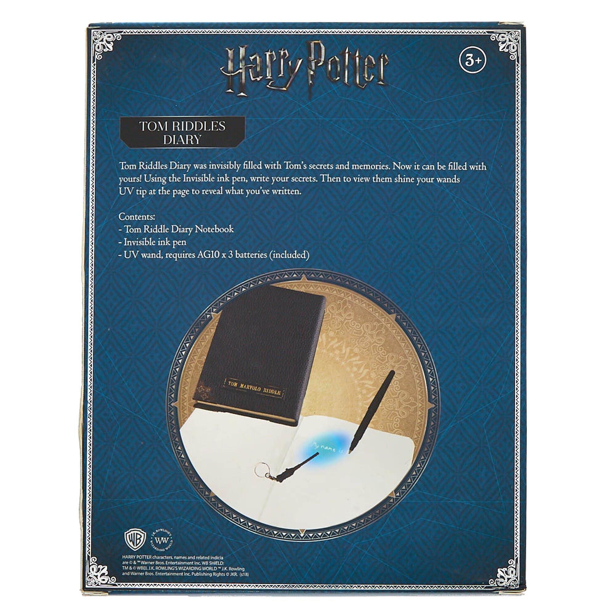 Harry Potter™ Tom Riddles Diary - Black