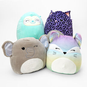 """Squishmallows™ 12"""" Wildlife Plush Toy - Styles May Vary,"""