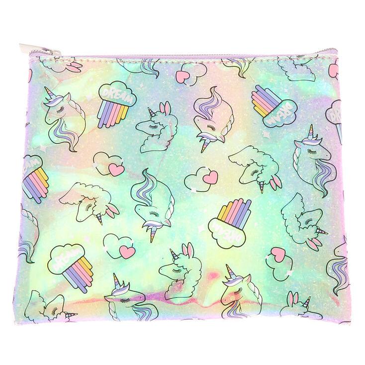 Llamacorn Dreams Makeup Bag,
